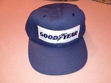 Original Goodyear Cap Basecap Stickerei Formel 1 ca. 1980 Siegerehrung RETRO