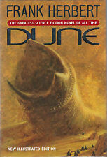 Dune (New Illustrated Edition) by Frank Herbert - 1999 First Printing - New!