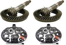 JEEP CJ- AMC MODEL 20 - DANA 30 - 4.56 RING AND PINION- MASTER INSTALL- GEAR PKG