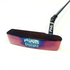 PING Anser 2 Putter. 34 inch, 'Torched' finish - Very Good Cond, Free Post 6534