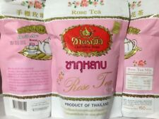 1 PC Rose Thai Tea ChaTraMue Brand Mild Detox Product of Thailand 150g