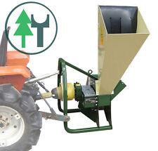 Häcksler Shredder R130T Holzhäcksler Buschhacker Zapfwelle Traktor Kleintraktor