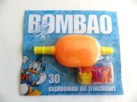 Jouet neuf Picsou magazine Disney vintage BOMBAO 30 bombe à eau ancien