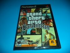 Grand Theft Auto: San Andreas (PlayStation 2, 2004)