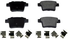 Disc Brake Pad Set-ProSolution Ceramic Brake Pads Rear Monroe GX1071