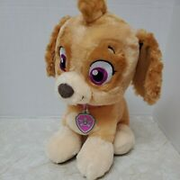Build A Bear Nickelodeon Paw Patrol SKYE Puppy Dog Stuffed Animal Plush Toy