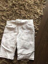 Legging blanc court taille 3 ans okaibi