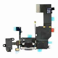iPhone 5C Replacement Charging Dock/Port Assembly + Headphone Jack - BLACK new