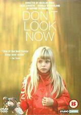 Don't Look Now DVD (2002) Donald Sutherland