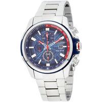 Citizen Marvel SPIDER-MAN Eco-Drive Men's Blue Dial Watch Wristwatch CA0429-53W