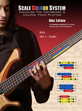 SCALE COLOUR SYSTEM – Bass, Vol.1 by Alex Lofoco