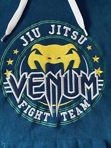 Venum Jiu Jitsu Hoodie & BJJ Shirt Größe L