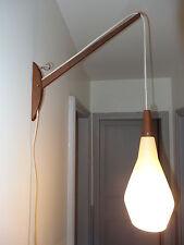 ancienne applique lampe potence ROTAFLEX design french wall light ARP guariche