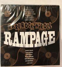 4 CD Box Set RAMPAGE Rare Rock n Roll UK Import (ProperBox 146) *NEW/Sealed