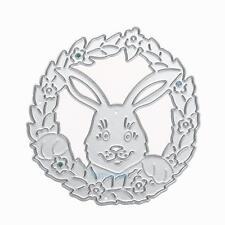 Rabbit Craft Metal Cutting Dies Stencil For DIY Scrapbook Album Paper Card Decor