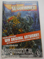 Warhammer Magazine Inquisitor Daemonifuge No.11 103114R