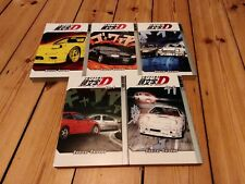 More details for initial d volumes 1-5