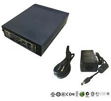 NEW Fanless Digital Signage Player PC Intel 2G Quad-CORE,4GB VGA/HDMI  (No SSD)