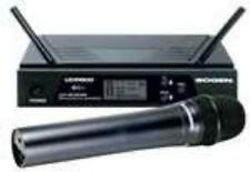 Bogen Udms800hh - Uhf Wireless Handheld Microphone System - 470 Mhz To 490 Mhz