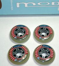 8 x K2 MOD 80 mm 80mm 82A PERFORMANCE INLINESKATE RUOTE PATTINI A ROTELLE TOP