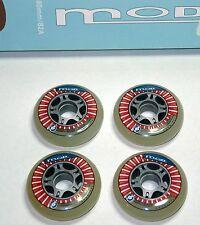 Nuevo: 4 unidades, k2 mod 80 mm 80mm 82a performance inlineskate patines Wheels