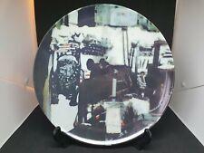 Robert Rauschenberg Guggenheim NY Bulldog plate Exclusive Edition Pop Art 1997
