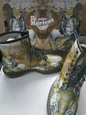 Dr martens  George&the Dragon  boots  uk size 7