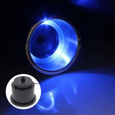 12V Blue LED Light Lamp Marine Boat Truck Car Camper ABS Cup Drink Holder