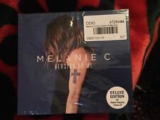 MELANIE C VERSION OF ME SIGNED DELUXE EDITION 2 CDPOSTCARD DIGIPAK SPICE GIRLS