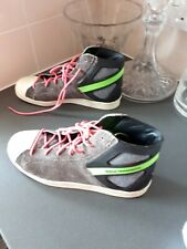 Adidas Y-3 (Y3) Yamamoto Smooth Model Trainers - Yamamoto Mens Size UK 9
