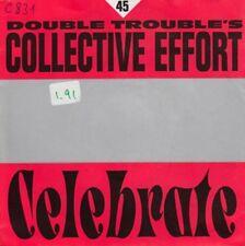 Vinyl Single : Double Trouble's Collective - Celebrate / Rave & Celebrate C831