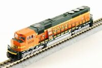 KATO N-Scale 176-6303 EMD SD70MAC BNSF #9838 made in JAPAN !!