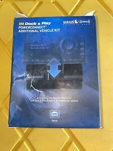Sirius XM Satellite Radio XADV2 Car Vehicle Kit Xpress, OnyX, Edge and Merge