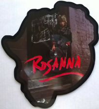 """Toto – Africa / Rosanna 7"""" Shaped Picture Disc RSD 17"""
