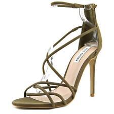 Steve Madden Women's Solid Slides Sandals