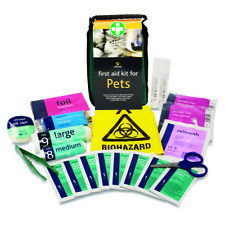Pet Kit de primeros auxilios para su familia Mascotas, Perro, Gato cualquier animal Kit de primeros auxilios!
