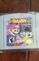 Nintendo N64 Super Smash Bros + 7 NES Games Video Game Cartridge US SELLER