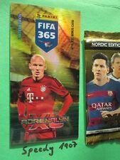 Panini Adrenalyn FIFA 365 Limited Edition Bonus XXL Robben München limitiert