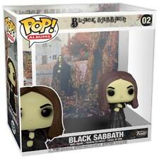 Funko Pop! Albums Black Sabbath Pop Figure #02 (Preorder) Ozzy Osbourne