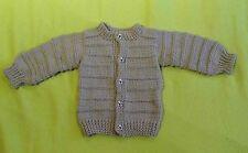Baby-Jacken, - Mäntel & -Schneeanzüge für Jungen ohne Muster aus 100% Baumwolle