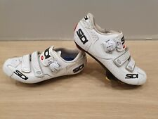 SIDI Road Carbon Cycling Shoes SPD SL Cleats Women's Unisex EU40 Made In Italy