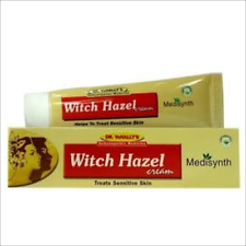 5 pc Witch Hazel Cream to prevent Acne,Wrinkles,Crows feet,Wartsfree shipping