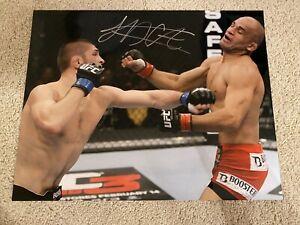 "UFC Khabib ""The Eagle"" Nurmagomedov Autographed 11x14 Photo Signed 3"