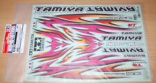 Tamiya 53840 Marking Sticker (Tribal Flame), (Monster Trucks/Drift/TT02D), NIP