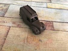 Voiture Miniature Jouet Ancien Minic Toys Tri-ang Mécanisme Clé au 1/43