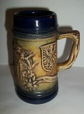 Collectible Vintage Stein Made In Germany Signed Original Lerchen