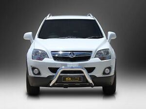 ECB Holden Captiva 5 Series 2 Nudge Bar NBH24 ALL FINISHES