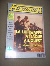 La Luftwaffe attaque à l'Ouest (France 1939-1942) HISTORICA / AVIATION / AVION