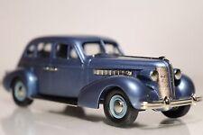 Brooklin 1:43 Metal BC 006 1937 Buick Special Plain Back 4-door Sedan M-47