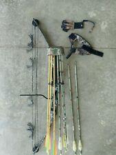 """PSE Silverhawk Compound Bow, RH, 29"""", 45-55lb."""